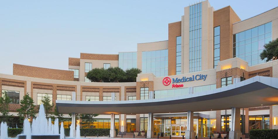 Exterior of Medical City Frisco